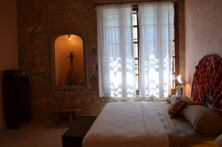 Private room,close to Uxmal, Muna, Merida, Ticul