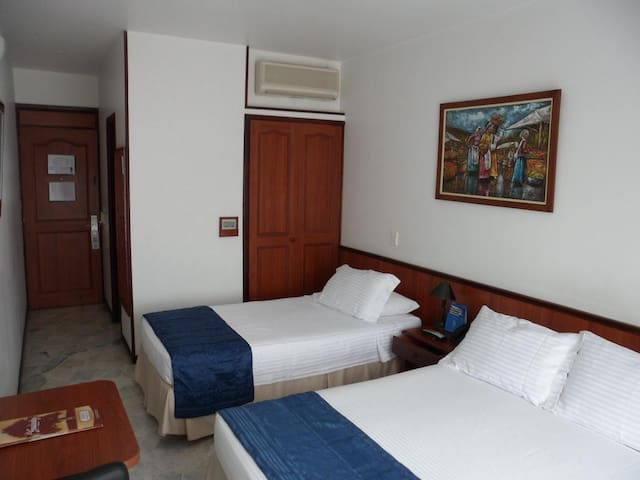 Habitación Doble Hotel Dulima Ibagué