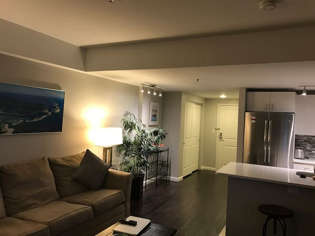 Modern One Bedroom in the Seaport
