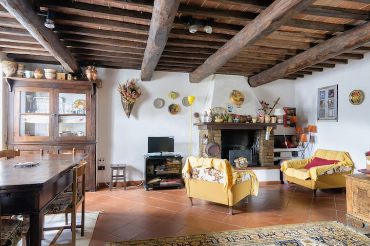 Tuscan country-house in Maremma