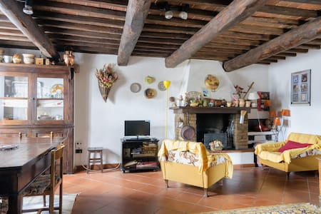 Tuscan country-house in Maremma - House