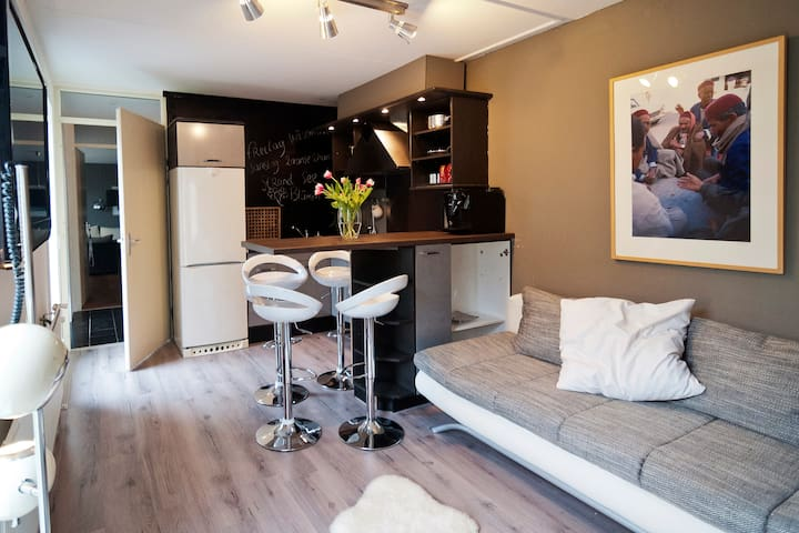 Wellness, North Sea and Amsterdam - Castricum - Apartmen