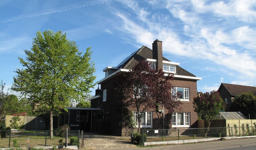 Large shared apt near Maastricht - Bunde - Apartmen