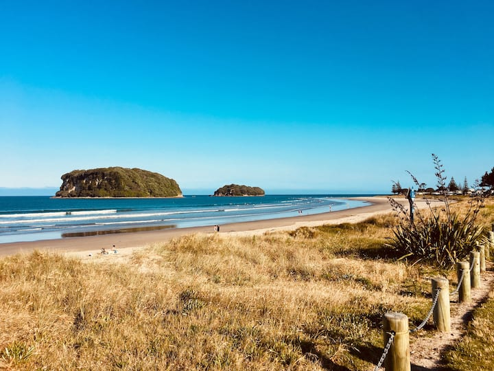 Stunning Studio on Barrowclough Road, Whangamata