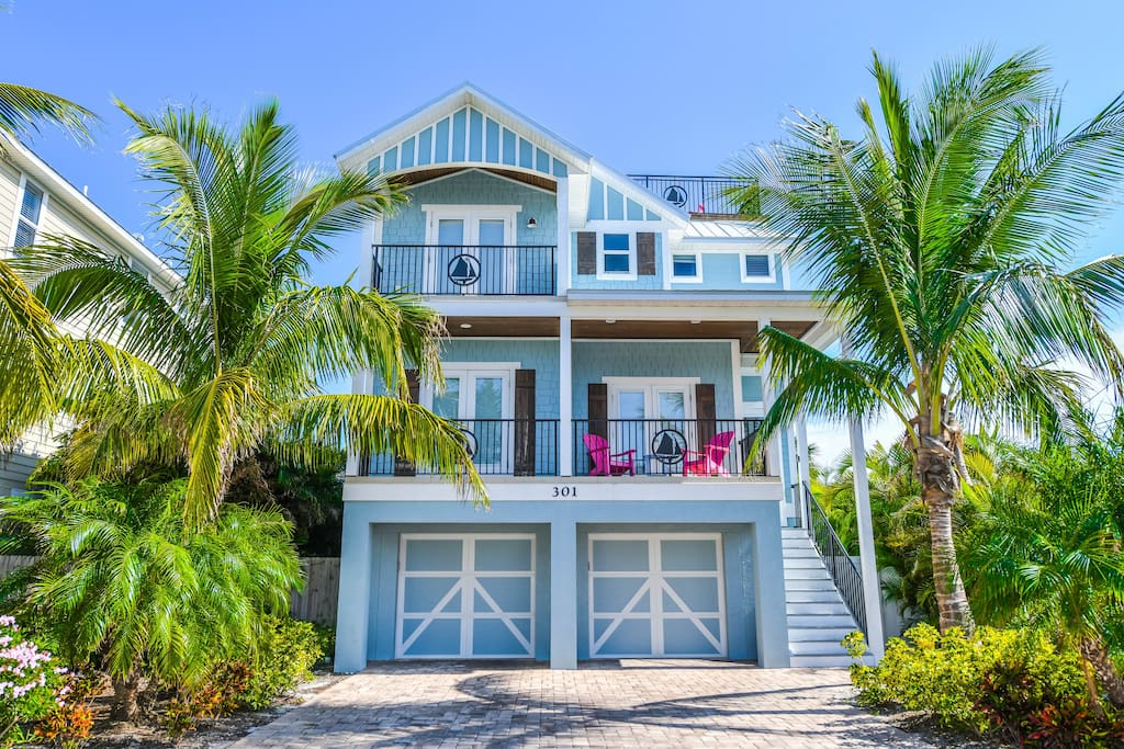 Your vacation home in paradise.