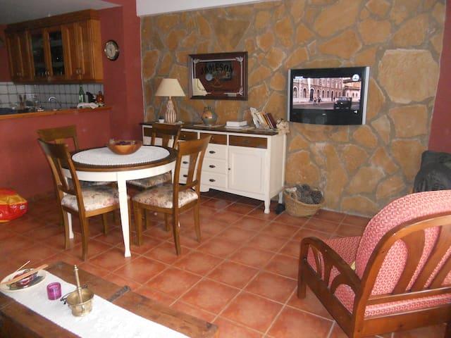 Apartamento en plena naturaleza. VT-34186-CS