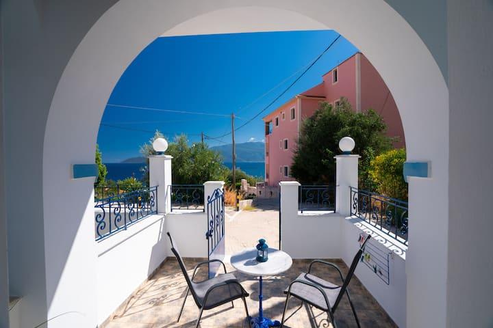 Sea view studio - Myrto Apartments No6
