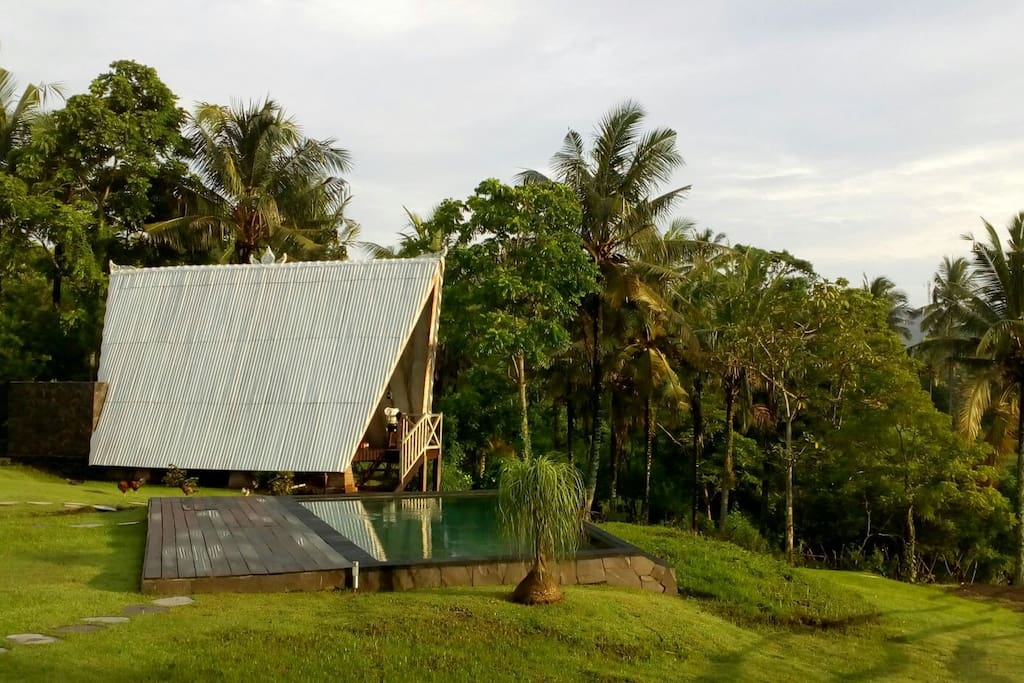 """""""The best place we stayed in Bali"""" Matthias & Family - Germany"""