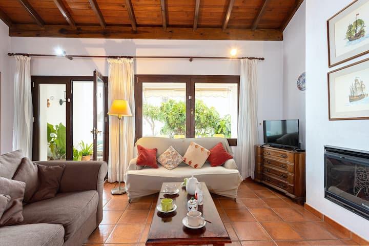 Perfect villa near the beach w/ private pool, enclosed yard, & great location!