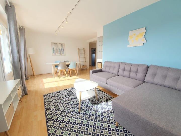 Appartement confortable au cœur de la Baule
