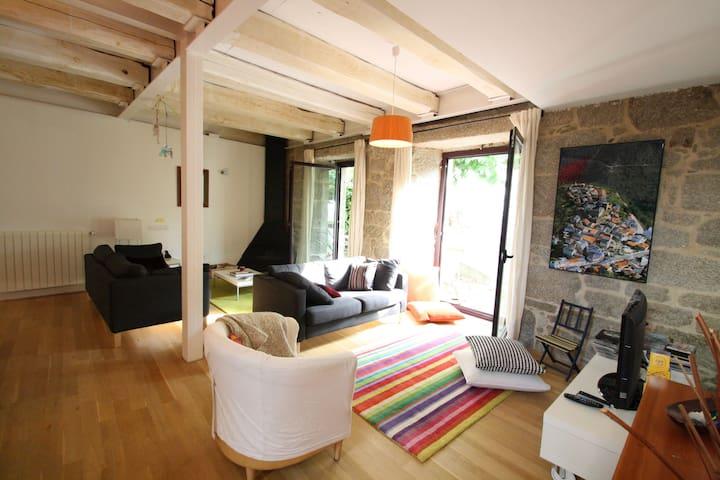 Casa ribeira sacra, Castro Caldelas - Castro Caldelas - House