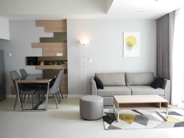 Thao Dien Gateway Studio - Modern Living