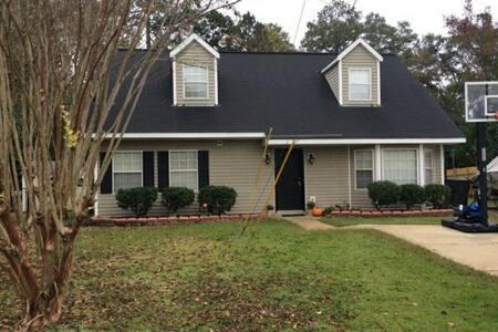 #2 Cottage home comfy private room - Auburn - Casa