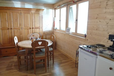 APPARTEMENT PRIVATIF DANS CHALET  - Passy