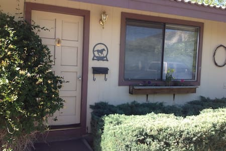 Great Country Cottage On The Ranch  - Carson City - Stuga