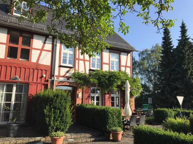 Bauernhaus Idarkopf - Komfort und viel Platz