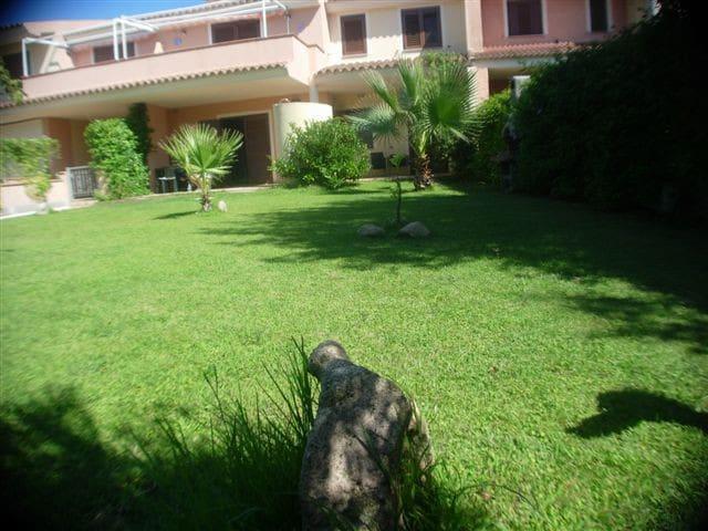 bilocale con giardino  - Murta Maria - Lakás