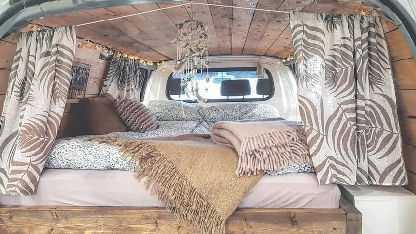 Homemade campervan - explore northern Norway!