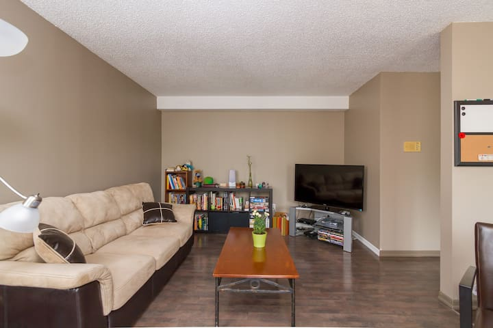 Well located 1 Bedroom apartment