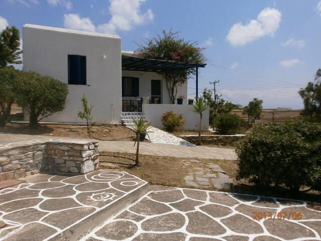 Résidence Velanies Houses-maison C1 - Chrisi Akti - Casa