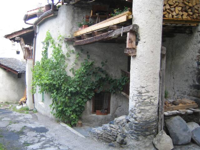 Appartement dans chalet rénové  - Bourg-Saint-Maurice - Flat
