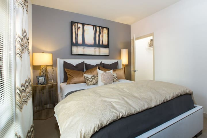 Furnished 2bedroom Apartment in San Francisco - São Francisco - Apartamento