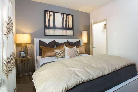 Furnished 2bedroom Apartment in San Francisco - 旧金山 - 公寓