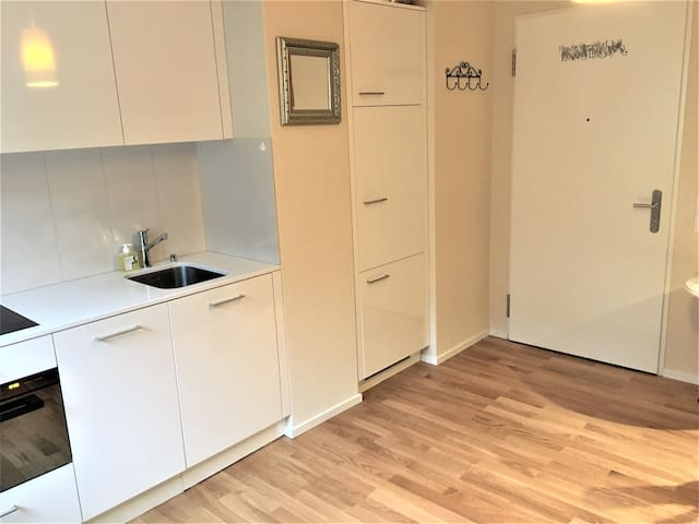 Central 2R Apartment with balcony & parking - Zürich - Huoneisto