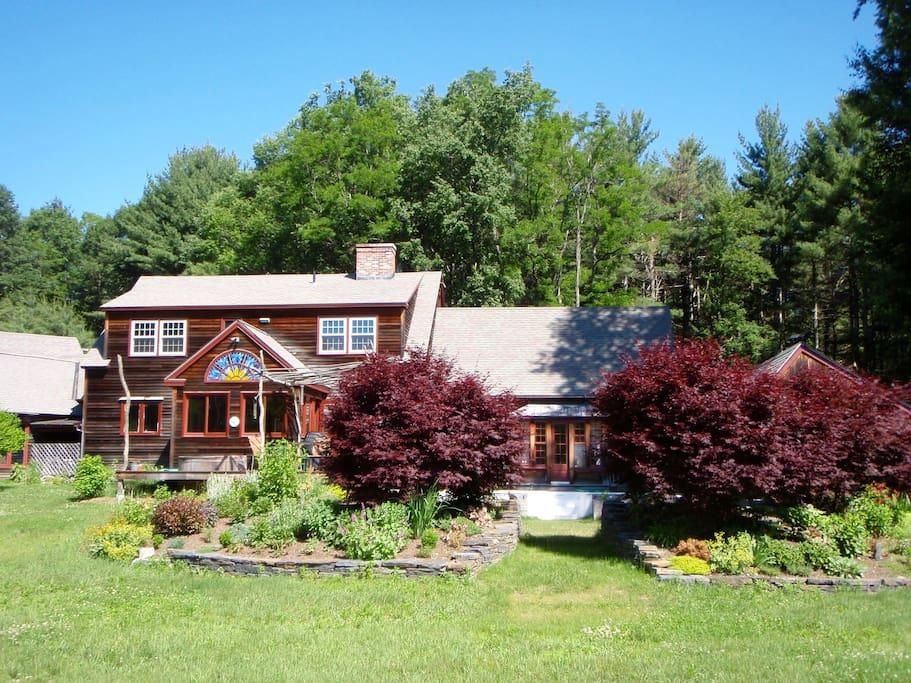 Beldingville - A romantic getaway in the hilltowns of Western Massachusetts