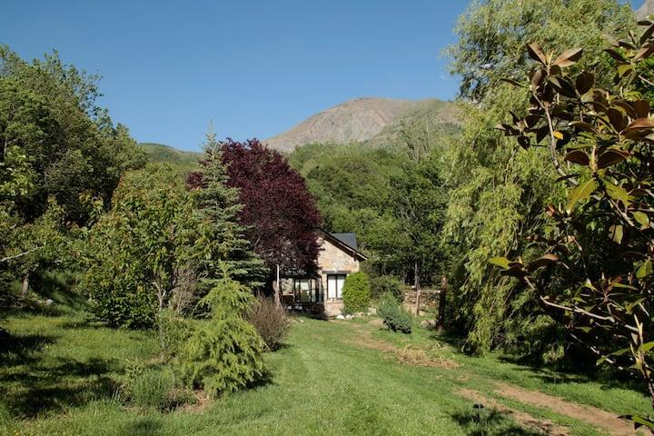 """""""Jardín de Hoz"""". La armonía con el entorno"""