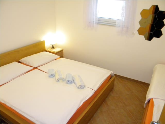 Rooms Pr'Koreno - Sava, near Bled - Žirovnica - Appartement