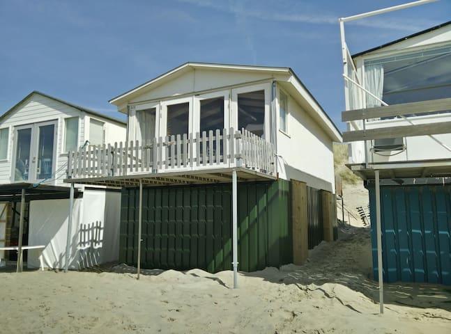 Gezellig en knus strandhuisje