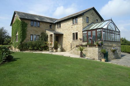 Large private family house - Addingham