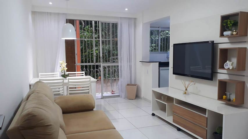 Apartamento no local mais visitado de Salvador-Ba.