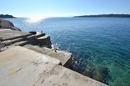 Apartment by the sea on Korčula (2) - Prižba