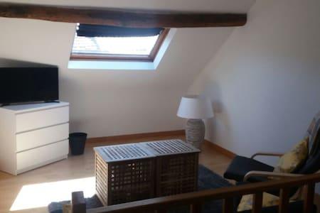 Petite maison confortable au centre de Nivelles - Nivelles