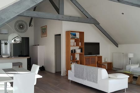Charming apartment with parking - Deuil-la-Barre - Lejlighed