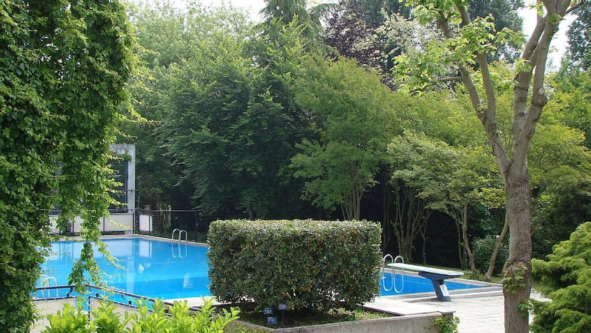 Apartment with swimming pool in Venice - Venice - Leilighet
