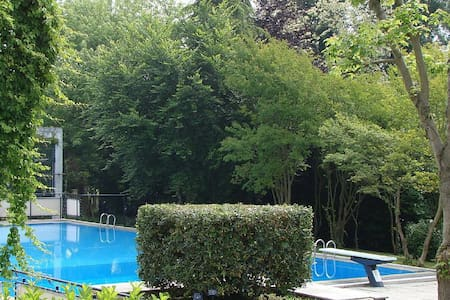 Apartment with swimming pool in Venice - Venedig - Wohnung