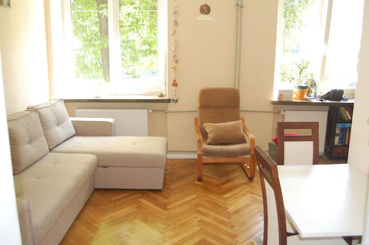 Studio in North Praga