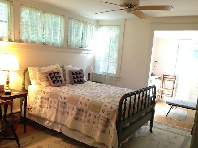 Private room close to Washington DC - Takoma Park - Casa