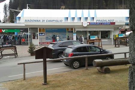 A 10 METRI DALLE PISTE v.recensioni - Мадонна-ди-Кампильо - Квартира