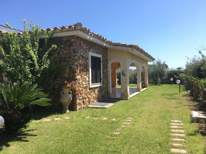 Villa Luna, pochi metri dalla spiaggia