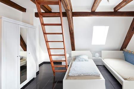 Wohnwerk41- Fam.-Apartment Neun     - Schwäbisch Hall - Apartemen