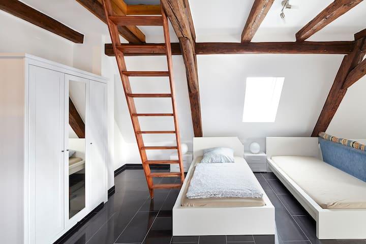 Wohnwerk41- Fam.-Apartment Neun