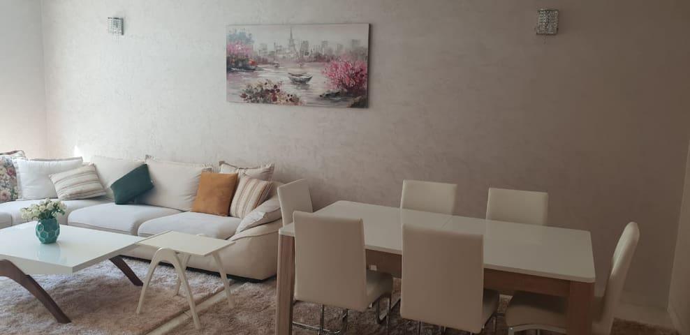 Appartement neuf bien meublé, Tanger. Maroc