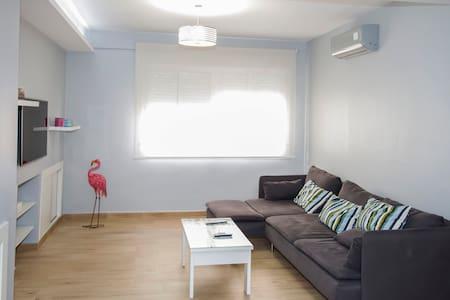 Encantador y acogedor piso decorado con mucho amor