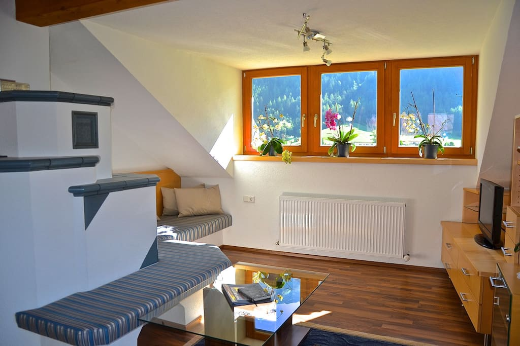 Ferienhaus Tirol - Appartement Hildegard