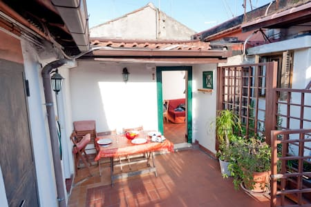Attic Sannio with terrace - Rome