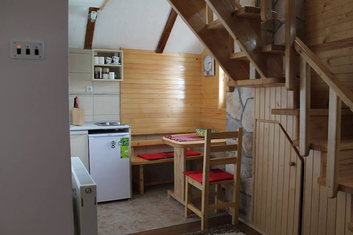 Apartment 3 Vojinovic Zabljak - Žabljak - Appartement